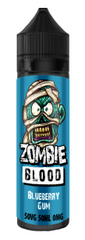 Blueberry Gum E Liquid by Zombie Blood