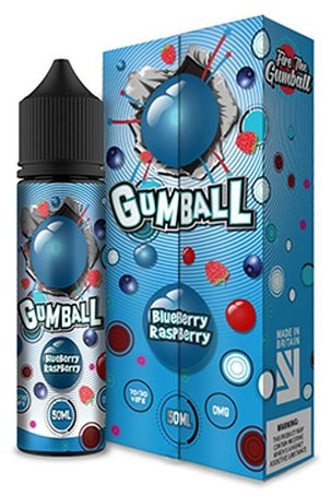 Blueberry Raspberry E Liquid by Gumball