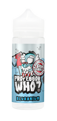 Bluranium E Liquid by Professor Who