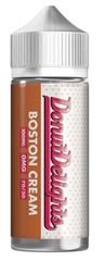 Boston Cream E Liquid by Donut Delights E Liquids
