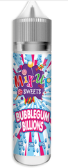 Bubblegum Billions E Liquid By Mix Up Sweets