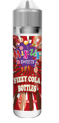 Fizzy Cola Bottles E Liquid By Mix Up Sweets
