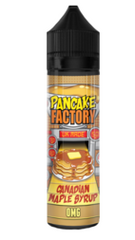 Canadian Maple Syrup E Liquid by Pancake Factory
