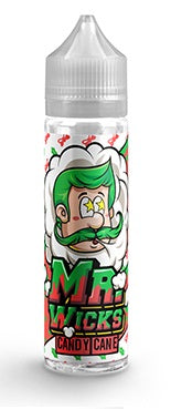 Candy Cane E Liquid by Mr Wicks