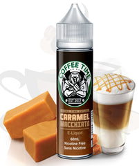 Caramel Macchiato E Liquid by Coffee Time Fat Panda