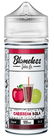 Carribean Kola E liquid by Blameless Juice Co