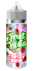 Cherry Bomb E Liquid by Fruit Fiesta