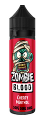 Cherry Menthol E Liquid by Zombie Blood