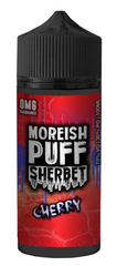 Cherry Sherbet E Liquid By Moreish Puff
