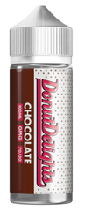 Chocolate E Liquid by Donut Delights