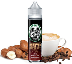 Hazelnut Roasted E-Liquid by Coffee Time Fat Panda