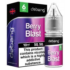 De-Bang Berry Blast E-Liquid Flavour