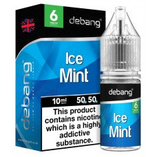 De-Bang Ice Mint E-Liquid Flavour