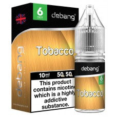 De-Bang Tobacco E-Liquid Flavour