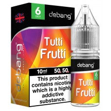De-Bang Tutti fruity E-Liquid Flavour