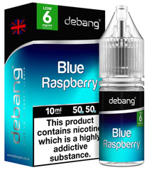 DeBang Blue Raspberry E Liquid