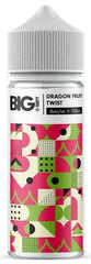 Dragon Fruit Twist E Liquid By Big Tasty