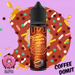 Drippin Donuts Coffee E Liquid