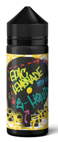 Epic Lemonade E Liquid by Steep Lyfe