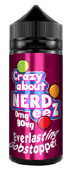 Everlasting Gobstopper E Liquid by Crazy about Nerdeez