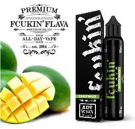 Fcukin Flava, Schweet Mango E-Liquid 50ml Short Fill