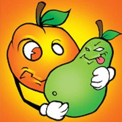 Peach's Pear E Liquid by Fuzion Vapor
