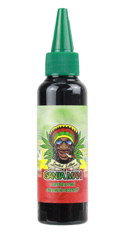 Ganja Man E Liquid 50ml short fill £9.99