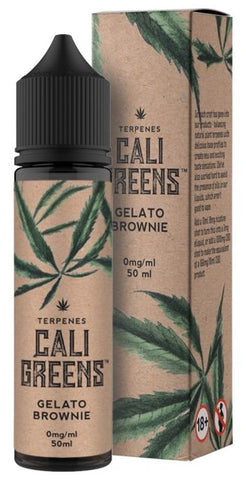 Gelato Brownie Terpenes E Liquid by Cali Greens