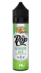 Ginger Ale E Liquid by The Pop Co