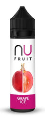 Grape Ice E liquid by NU Fruit