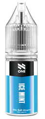 Ice Mint Nic Salt E Liquid By N One