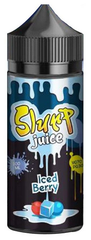 Iced Berry E Liquids by Slurp Juice