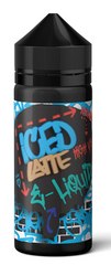Iced Latte E Liquid by Steep Lyfe