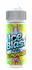 Iced Lemonade E Liquid by Ice Blast