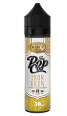 Iron Brew E Liquid by The Pop Co