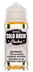 Key Lime Pie E Liquid by Nitro's Cold Brew Shakes 100ml Short Fill