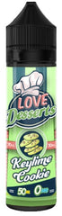 Keylime Cookie E Liquid by Love Desserts