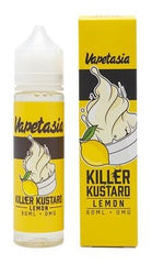Killer Kustard Lemon E Liquid by Vapetasia