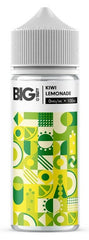 Kiwi Lemonade E Liquid By Big Tasty