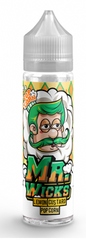 Lemon Custard Popcorn E Liquid by Mr Wicks