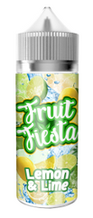 Lemon & Lime E Liquid by Fruit Fiesta