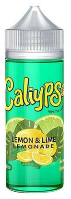 Lemon & Lime Lemonade E Liquid by Caliypso