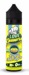 Lemon Meringue E Liquid by Love Desserts