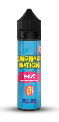 Blue E Liquid by Lemonade Nation