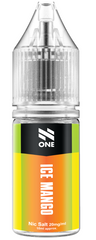 Mango Ice Nic Salt E Liquid By N One