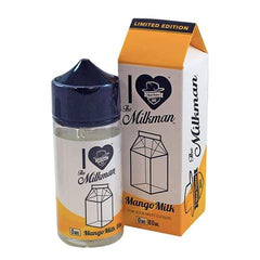 Mango Milk E Liquid by I Love Milkman