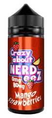 Mango Strawberries E Liquid by Crazy about Nerdeez