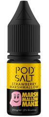 Marina Marshmallow Man 3 Salt E Liquid by Pod Salt