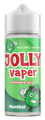 Menthol E Liquid by Jolly Vaper