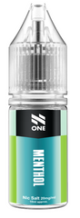 Menthol Nic Salt E Liquid By N One